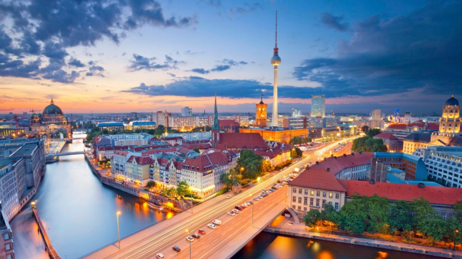 The capital of Germany