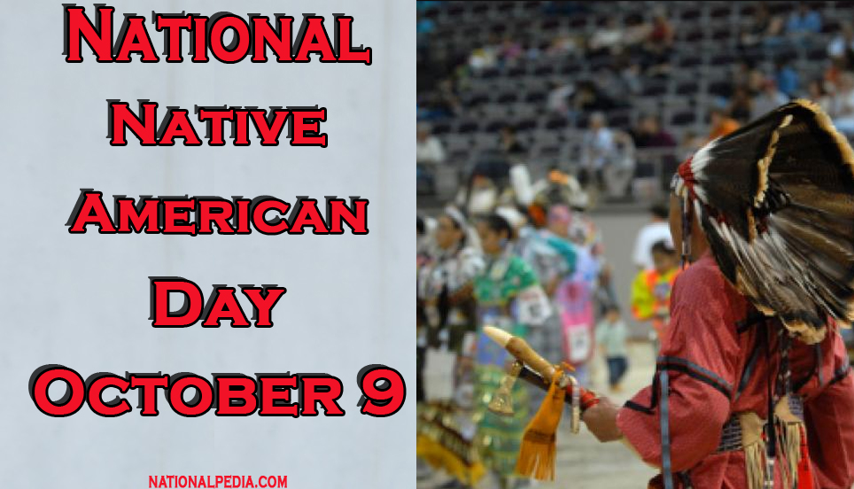 Native American Day October 9